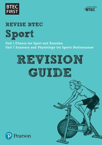 BTEC First in Sport Revision Guide (BTEC First Sport) from Pearson Education Limited