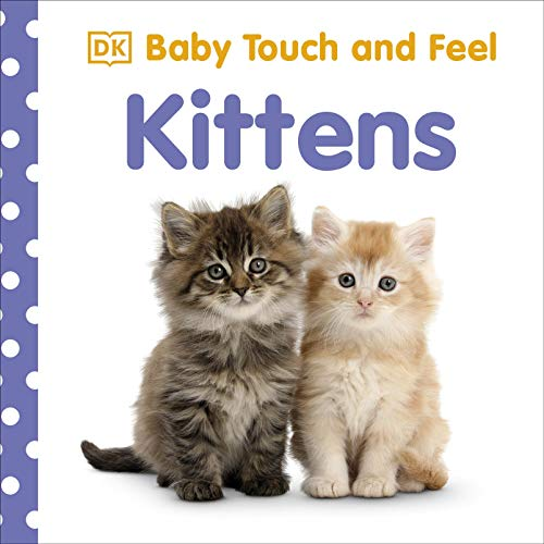 Baby Touch and Feel Kittens from DK Children