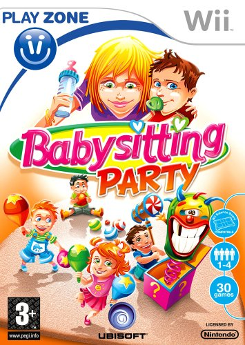 Babysitting Party (Nintendo Wii) from UBI Soft
