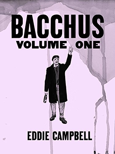 Bacchus Omnibus Edition Volume 1 from Top Shelf Productions