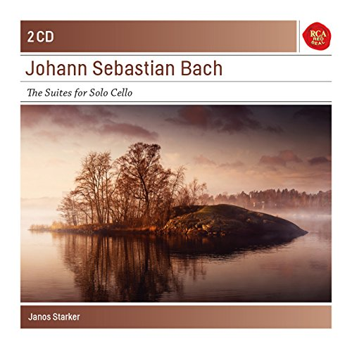 Bach: 6 Cello Suites Bwv 1007-1012 - Sony Classical Masters