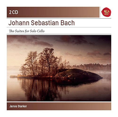 Bach: 6 Cello Suites Bwv 1007-1012 - Sony Classical Masters from RCA RED SEAL