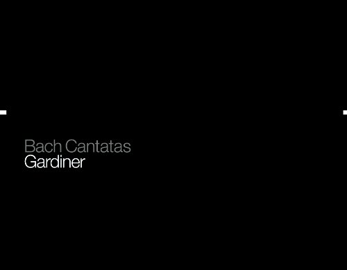 Bach: Cantatas | Complete Box Set