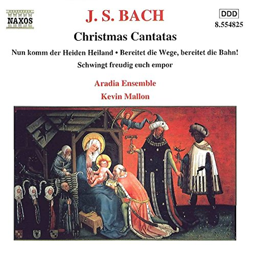 Bach: Christmas Cantatas from NAXOS