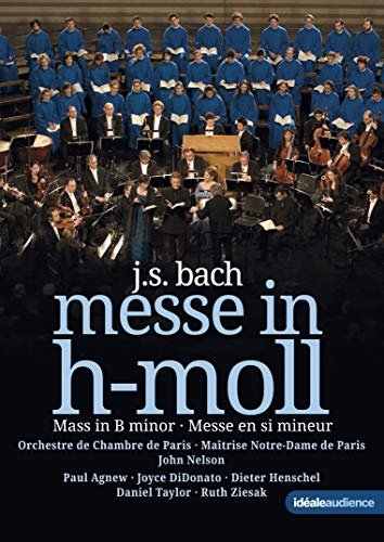 Bach: Messe in h-moll / Mass in B minor [DVD] [2017] from EuroArts
