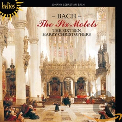 Bach: The Six Motets from HYPERION