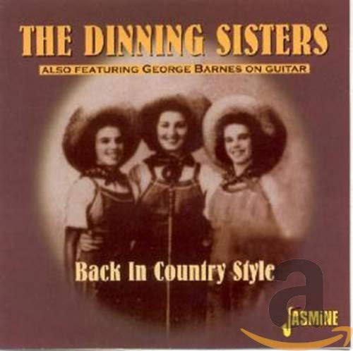 Back In Country Style from Jasmine Records