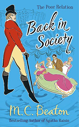 Back in Society (The Poor Relation series) from Constable