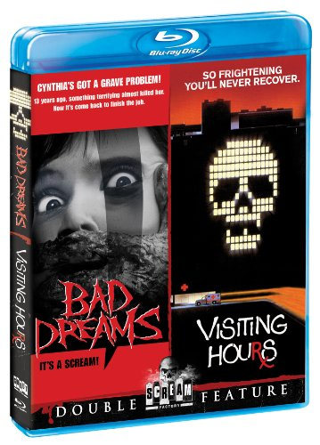 Bad Dreams / Visiting Hours [Blu-ray] [US Import] from Shout Factory