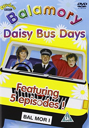 Balamory - Daisy Bus Days [DVD] from 2 Entertain Video