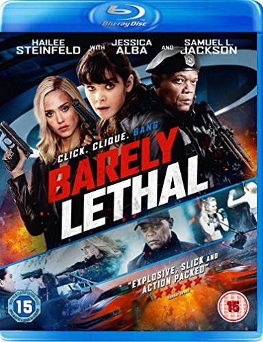 Barely Lethal [Blu-ray] from Signature Entertainment