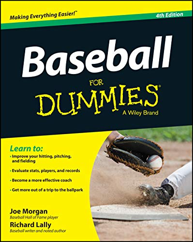 Baseball FD 4E (For Dummies) from For Dummies