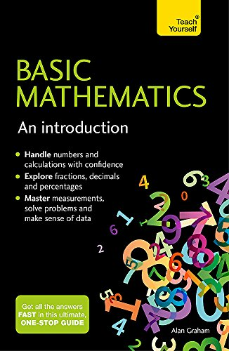 Basic Mathematics: An Introduction: Teach Yourself from Teach Yourself
