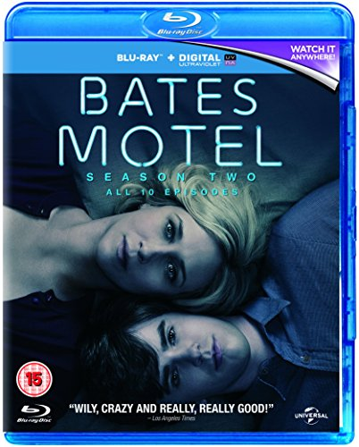 Bates Motel - Season 2 [Blu-ray] [Region Free] from Universal/Playback