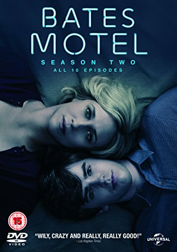 Bates Motel: Season 2 [DVD] from Universal/Playback