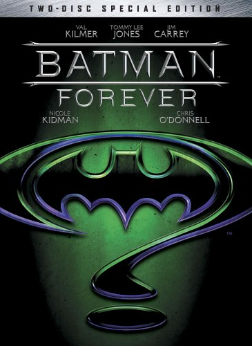 Batman Forever (Two-Disc Special Edition) [DVD] from Whv