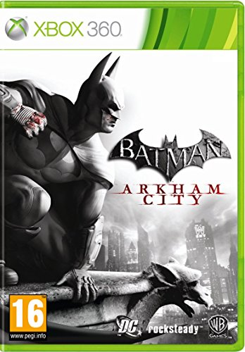 Batman Arkham City (Xbox 360) from Time Warner