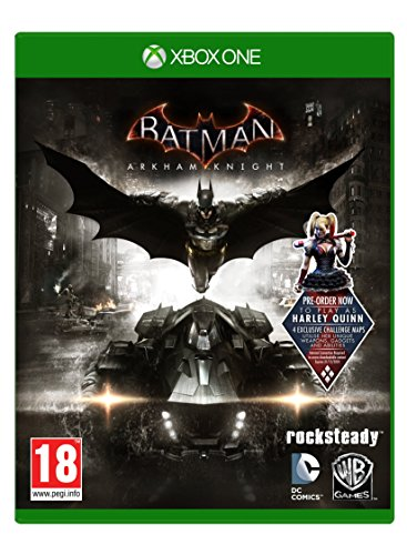 Batman: Arkham Knight (Xbox One) from Warner bros. interactive entertainment inc.