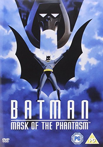 Batman: Mask of the Phantasm [DVD] [1993] [2005] from Warner Home Video