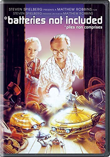 Batteries Not Included [DVD] [1988] [Region 1] [US Import] [NTSC] from Universal Home Video