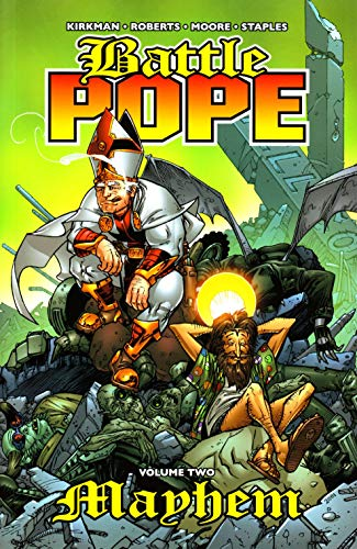 Battle Pope Volume 2: Mayhem: Mayhem v. 2 from Image Comics