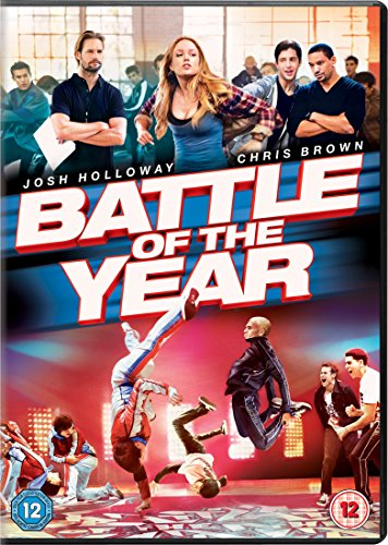 Battle of the Year [DVD] [2013] from Sony Pictures Home Entertainment