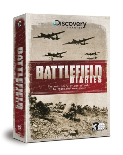 Battlefield Diaries [DVD] from Discovery Channel