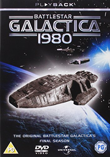 Battlestar Galactica 1980 - Complete [DVD] from Universal/Playback