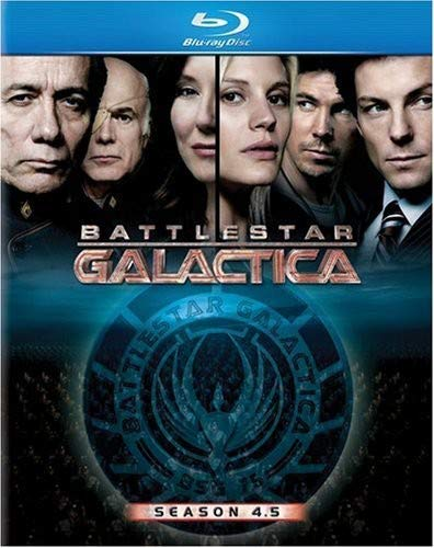 Battlestar Galactica [Blu-ray] [2007] [US Import] from Universal Home Video