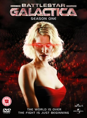 Battlestar Galactica: Season 1 [DVD] from Universal/Playback