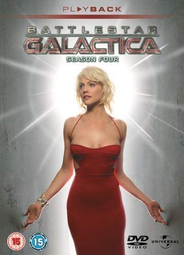 Battlestar Galactica: Season 4 (Part One) [DVD] from Universal/Playback