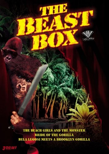 Beast Box [DVD] [1972] [Region 1] [US Import] [NTSC] from Image Entertainment