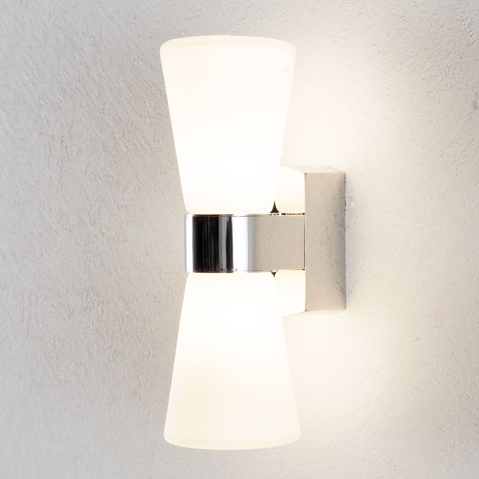 Cailin LED wall light - IP44 from Eglo