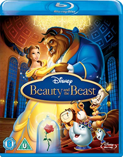 Beauty & the Beast [Blu-ray] [Region Free] from Walt Disney Studios Home Entertainment