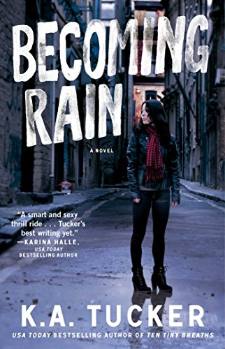 Becoming Rain: A Novel (The Burying Water Series) from Simon & Schuster