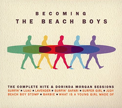BECOMING THE BEACH BOYS THE C from Omnivore Recordings