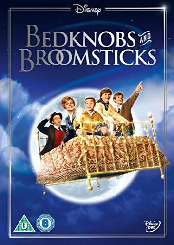 Bedknobs And Broomsticks (Special Edition) [DVD] [1971] from Walt Disney Studios Home Entertainment