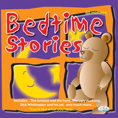 Bedtime Stories (Children's favourite tales) from CRS Records