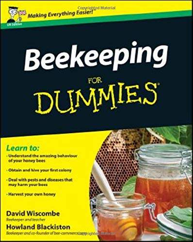 Beekeeping For Dummies (UK Edition) from John Wiley & Sons
