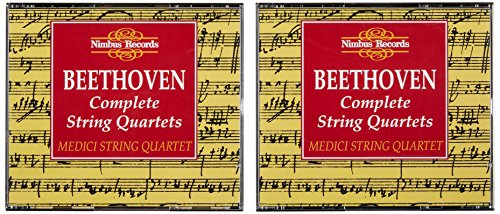 Beethoven - Complete String Quartets from NIMBUS