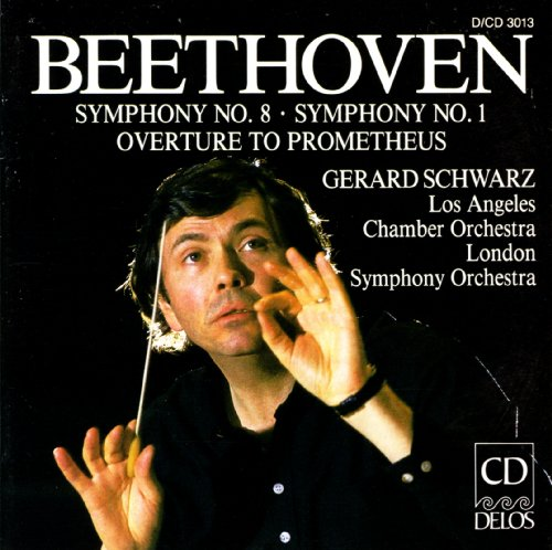 Beethoven - Orchestral Works from DELOS
