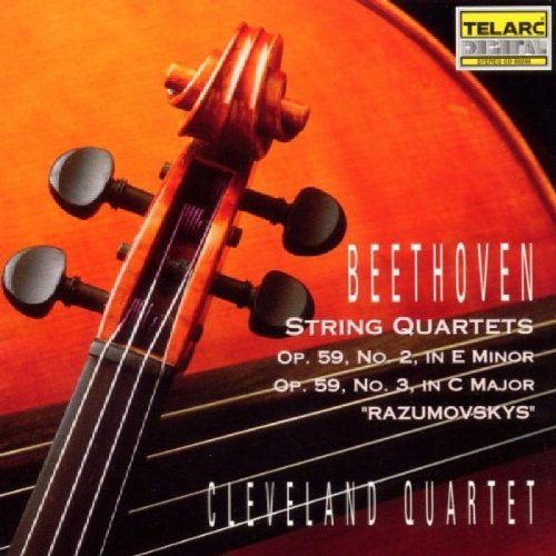 Beethoven - String Quartets Nos 2 and 3