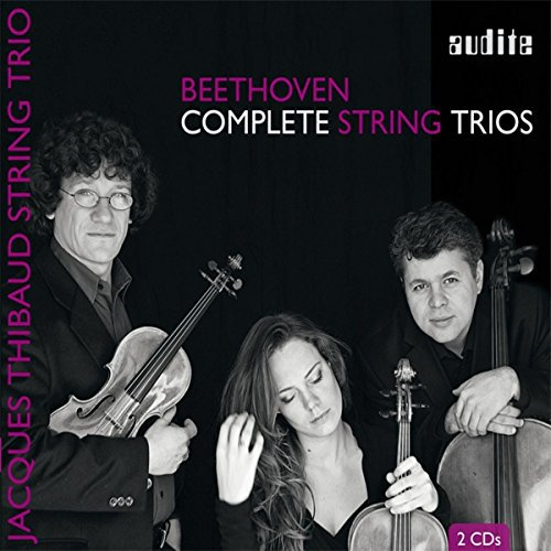 Beethoven: Complete String Trios from AUDITE