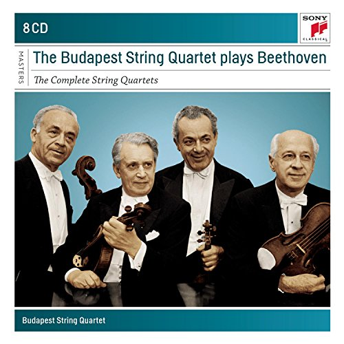 Beethoven: String Quartets (Complete) - Sony Classical Masters from SONY CLASSICAL
