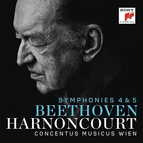 Beethoven: Symphonies Nos. 4 & 5 from SONY CLASSICAL