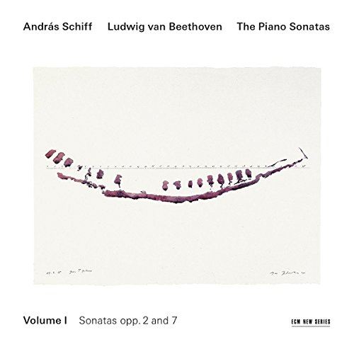 Beethoven: The Piano Sonatas, Volume I (Opp 2 & 7) from ECM RECORDS