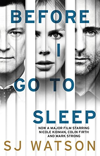 Before I Go To Sleep from Transworld Publishers Ltd