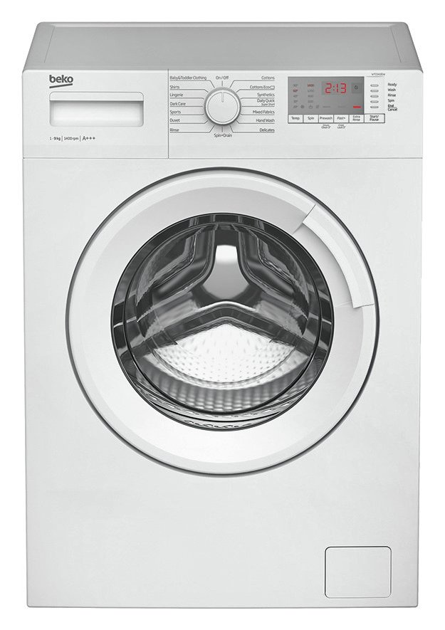 Beko WTG941B1W 9KG 1400 Spin Washing Machine - White from Beko