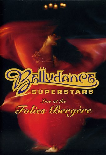 Belly Dance Superstars: At The Folies Bergere [DVD] [2005] from EMI