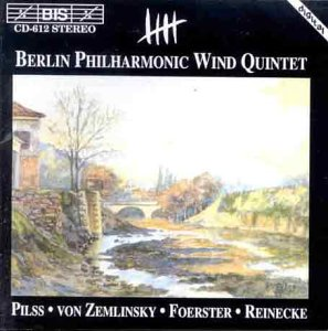 Berlin Philharmonic Wind Quartet (Klier) from BIS